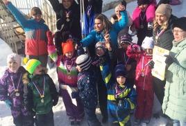 Лыжный квест -2018