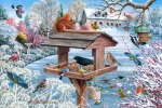 Смотр-конкурс «Птичья столовая»